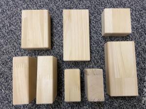 たっぷり積み木表面