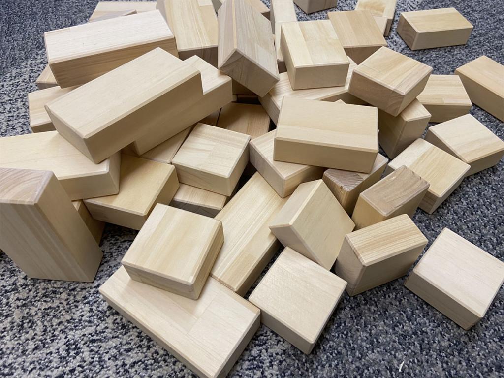 たっぷり積み木図